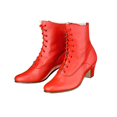03172L Laced up Quadrille Boot