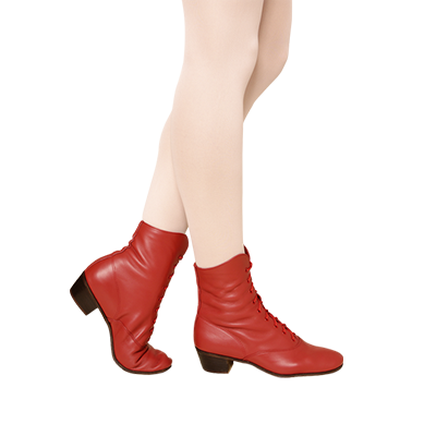 03175L Laced up Quadrille Boot