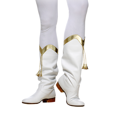 03222L Male Hungarian boot